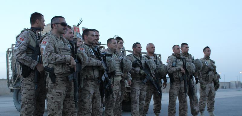 Pripadnici VCG učestvuju u raznim misijama širom svijeta, uključujući i Avganistan