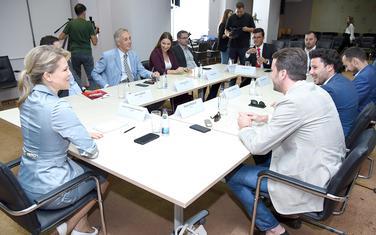 Treba dogovoriti zajedničku platformu: Sa jednog od sastanaka opozicije
