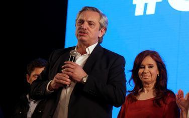 Alberto Fernandez pobijedio