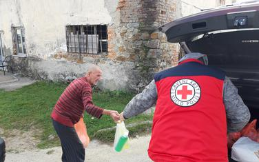 Sa doniranja pomoći