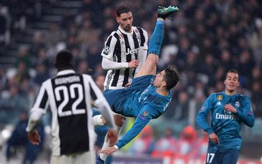 Ronaldove makazice protiv Juventusa
