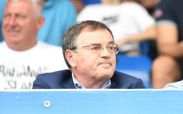 Veselin Mijač, predsjednik FK Budućnost