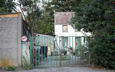 Kuća u vlasništvu Ditroa