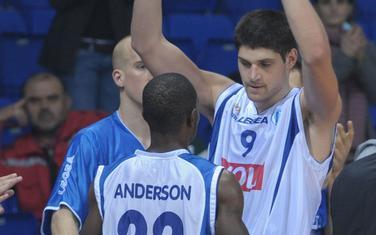 Anderson i Vučević u dresu Budućnosti