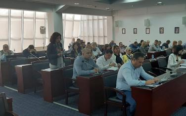 Sa današnje sjednice lokalnog parlamenta u Tivtu