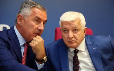 Ostaju na pozicijama u partiji: Đukanović i Marković