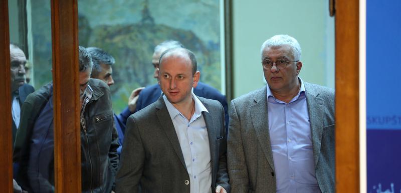 Knežević i Mandić sa kolegama