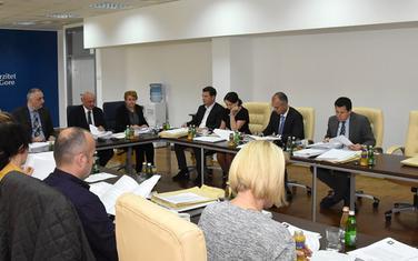 Sa sjednice Upravnog odbora UCG