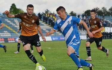 Sutjeska i Budućnost su se prošle sezone sastali u polufinalu Kupa