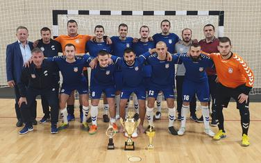 KMF Titograd - pobjednik turnira