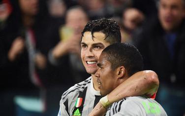 Ronaldo i Kosta slave pobjedonosni pogodak