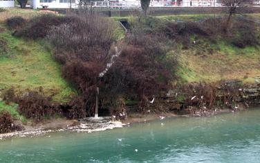 Sadašnje postrojenje nalazi se u centru grada: Otpadne vode se izlivaju u Moraču