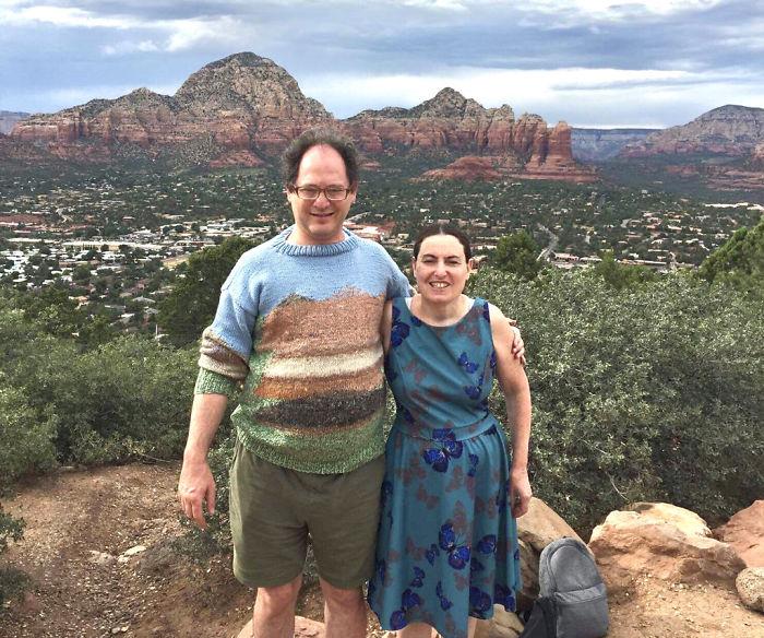 Šorts i džemper: Arizona