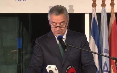 Đukanović na Mahar konferenciji