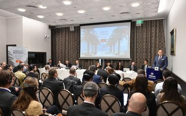 Predtenderska konferencija za dodjelu koncesije za aerodrome okupila predstavnike iz 33 kompanije: Juče u Podgorici