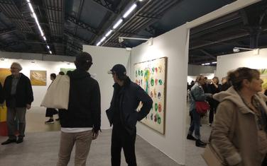 Sa izložbe u Parizu