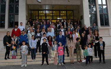 Vuković sa građanima