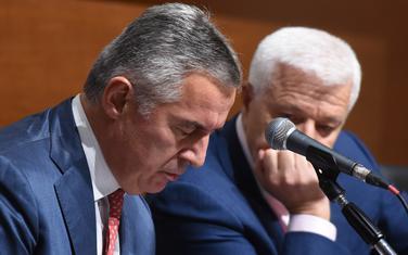 Đukanović i Marković na sjednici GO DPS-a