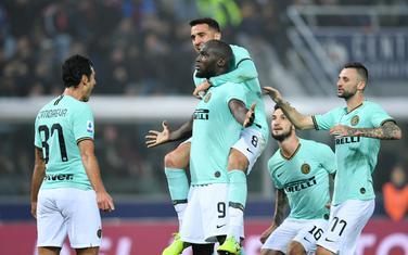 Romelu Lukaku je postigao devet golova ove sezone