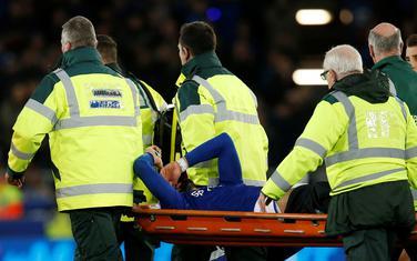 Teška povreda Andrea Gomeša