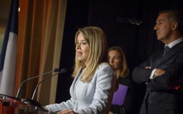 Irena Radović u vrijeme dok je bila ambasadorka