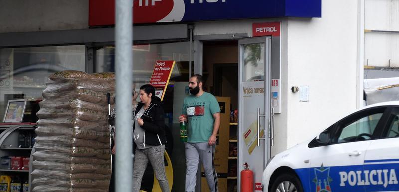 Vlasnici pumpi priznaju porast prometa i da nigdje nije navedeno šta je zabranjeno prodavati nedjeljom: Podgorica juče (Ilustracija)