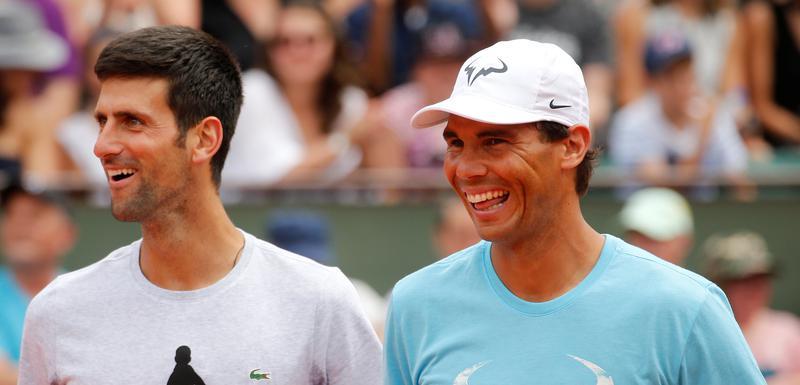 Đoković i Nadal