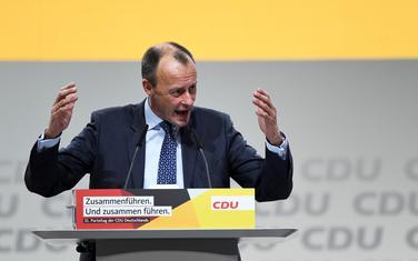 Fridriha Merca podržava desna struja u CDU