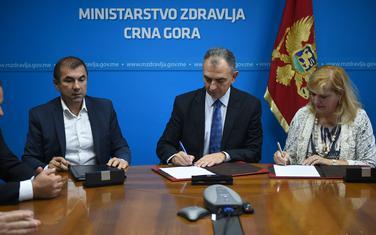 Hrapović sa predstavnicima sindikata zdravstva