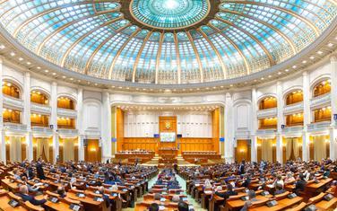 Parlament u Bukureštu