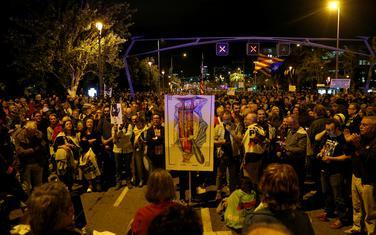 Katalonci protestuju zbog dolaska kralja