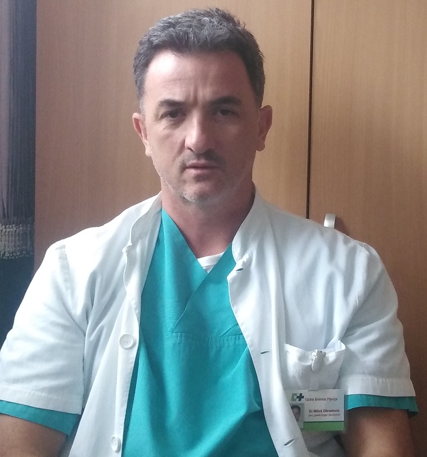 Milos Obradovic