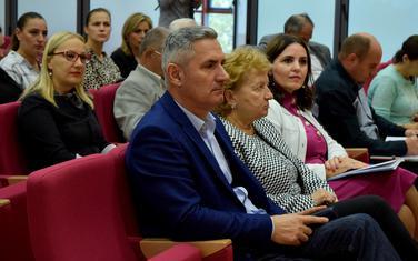Sa današnje javne rasprave u SO Podgorica