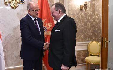Darmanović i Etgen