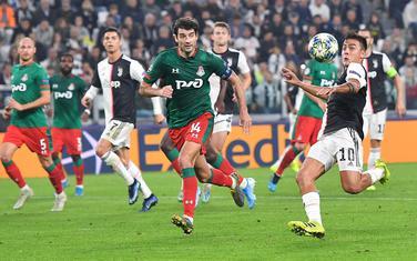 Junak prvog meča protiv Lokomotive: Napadač Juventusa Paulo Dibala