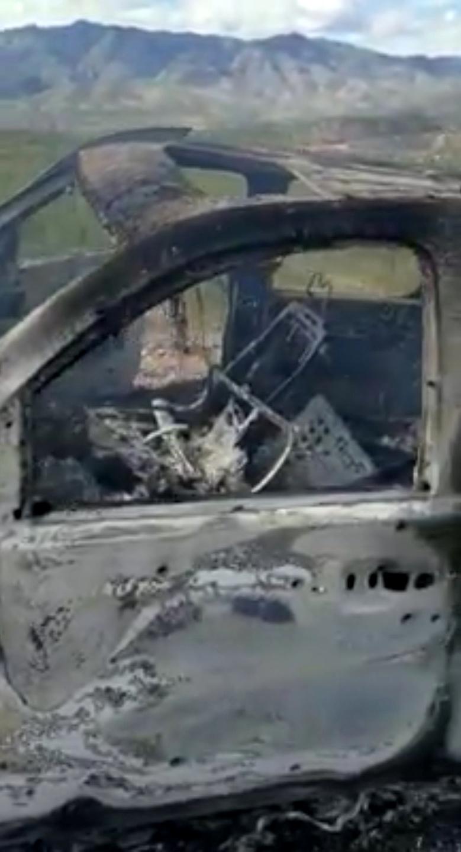 Napadači su zapalili automobil sa članovima porodice Lebaron