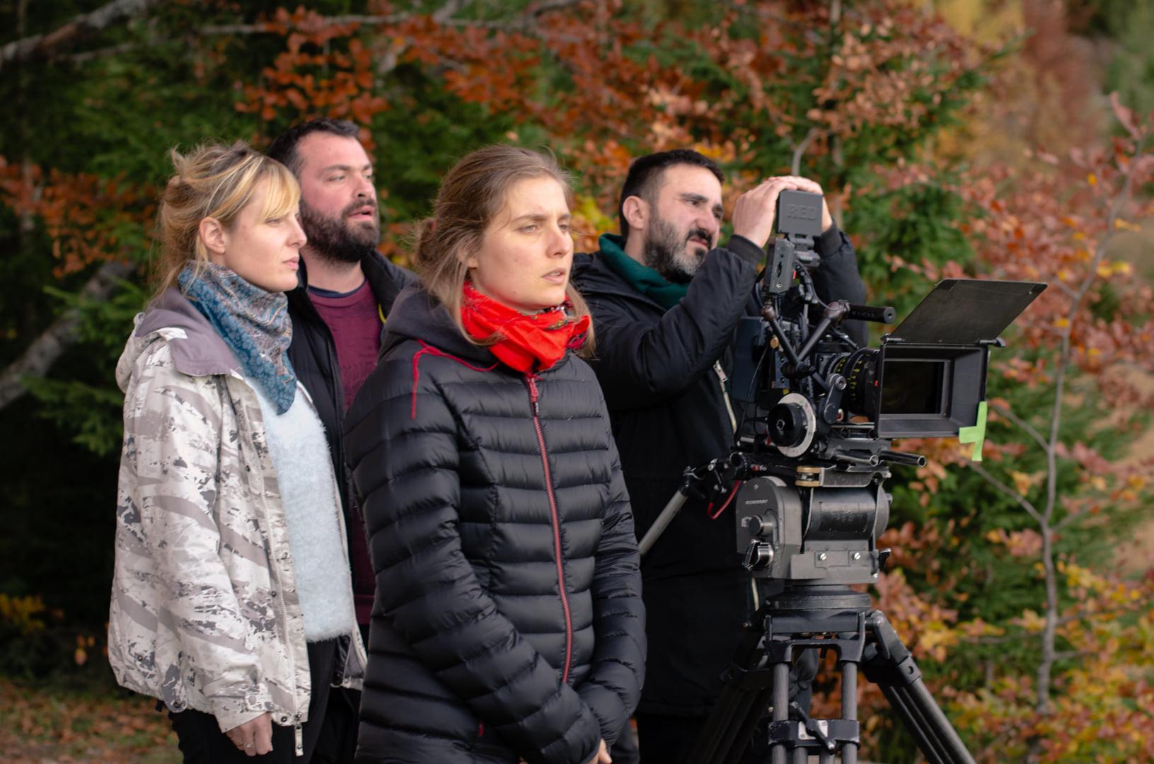 Sa snimanja: Ekipa filma