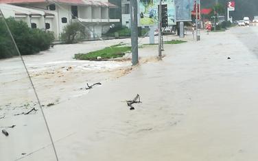 Poplavio magistralni put