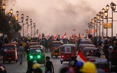 Protest u Bagdadu