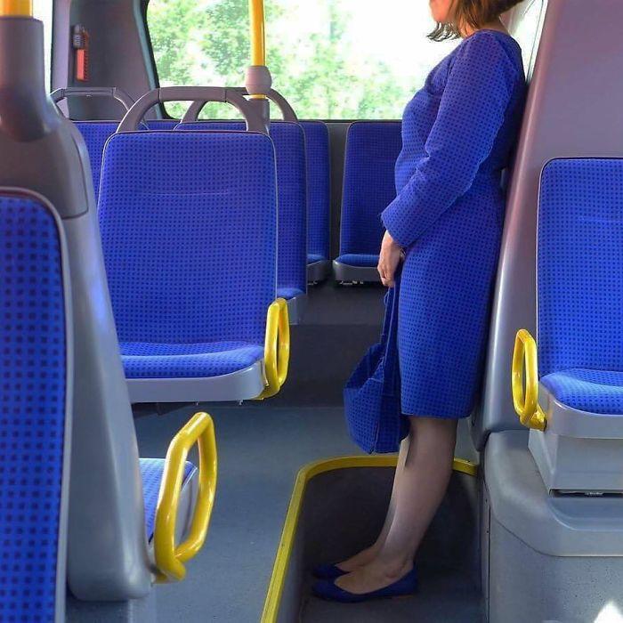 Iz litvanskog javnog prevoza (foto: Humans of Trūlai)