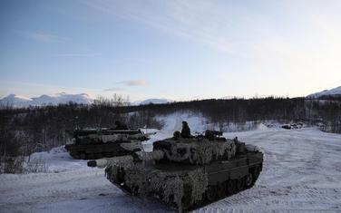 Vojna vježba američkih i norveških vojnika u Sitermunu