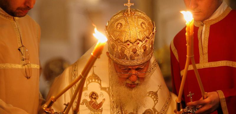Gruzijski patrijarh Ilija II