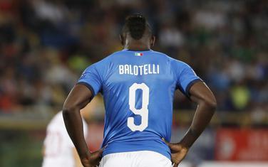 Baloteli u dresu Italije