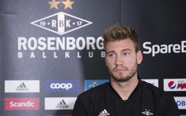 Niklas Bentner kao igrač Rozenborga