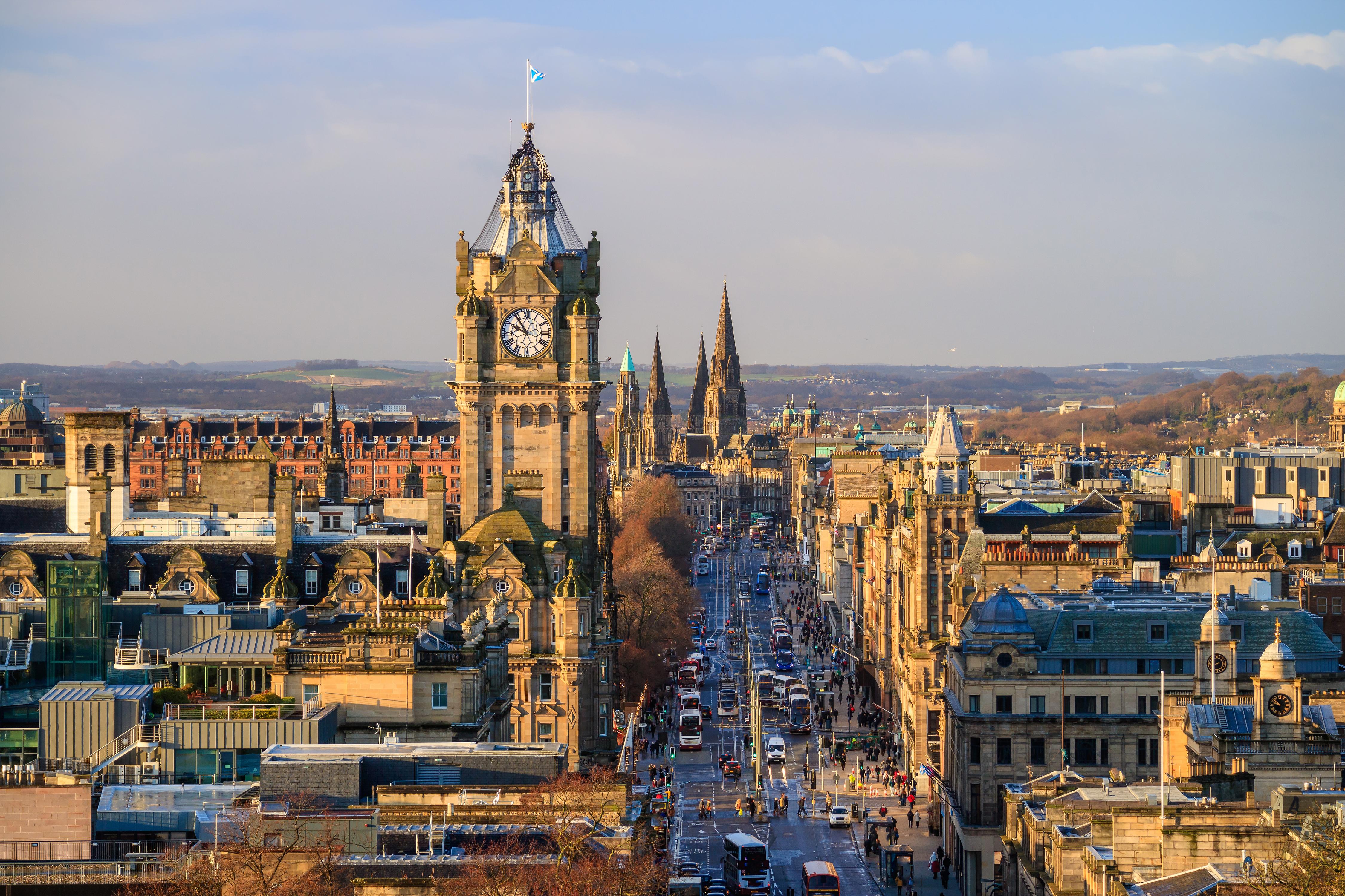 Edinburg (foto: Shutterstock)