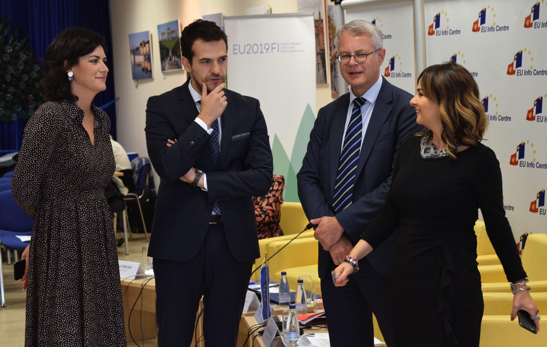 događaj, panel EU