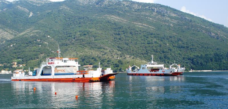 Trajekti Pomorskog saobraćaja