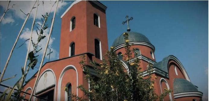 Crkva Ružica u Rožajama