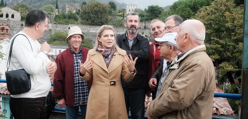 Vuksanović Stanković u posjeti Baru