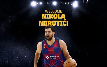 Nikola Mirotić je najplaćeniji košarkaš u Evropi